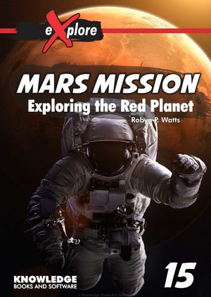 Mars Mission - Exploring the Red Planet