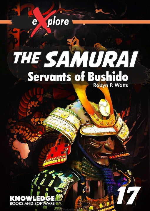 The Samurai 9781925714180