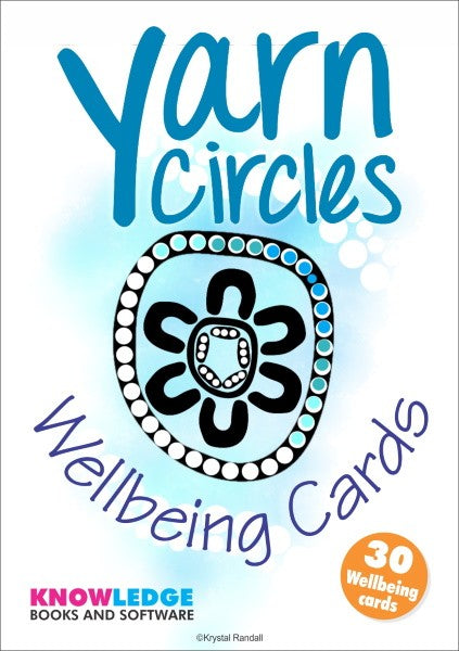 Yarn Circles Wellbeing Cards