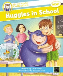 Huggles in School (Small Book) 9781927130100