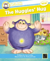 The Huggles' Hug (Small Book) 9781927130087