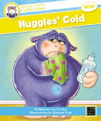 Huggles' Cold (Big Book) 9781927130070