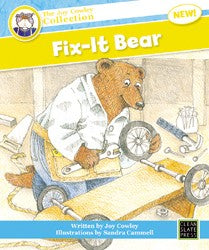 Fix-It Bear (Big Book) 9781927130131