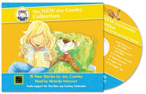 The New Joy Cowley Collection Yellow Set Audio CD 9781927130308