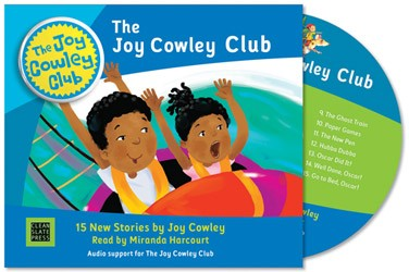 The Joy Cowley Club Set 1 Audio CD 9781927130629