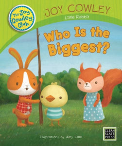 Who Is the Biggest? (Big Book) 9781927244920