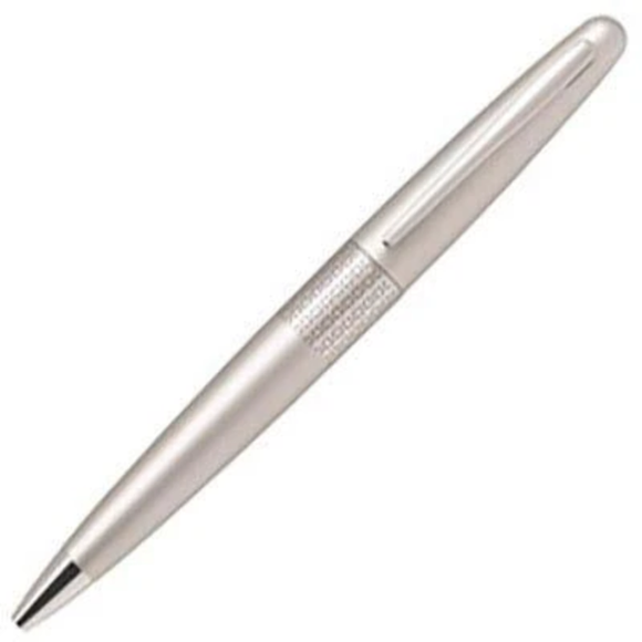 Pilot BP-MR1-SIL-B Ballpoint Pen