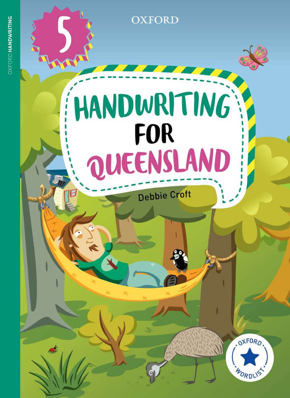 Oxford Handwriting for Queensland Year 5 9780190320263