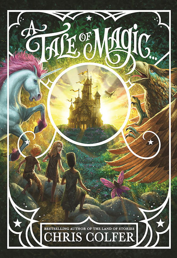 A Tale of Magic: A Tale of Magic... 9781510202122