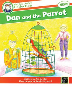 Dan and the Parrot (Small Book) 9781877499517