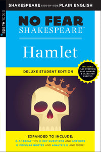 Hamlet (No Fear Shakespeare Deluxe Student Edition) 9781411479647