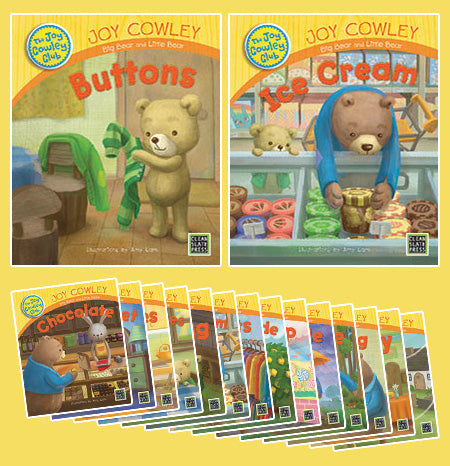 The Joy Cowley Club Big Bear and Little Bear Set