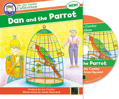 Dan and the Parrot (Digital Book) Win/Mac 9781927130858