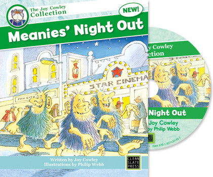 Meanies Night Out (Digital Book) Win/Mac 9781927130957