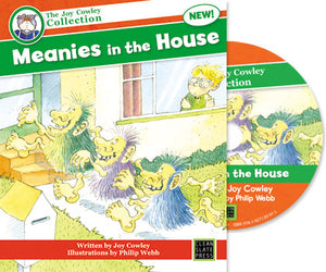 Meanies in the House (Digital Book) Win/Mac 9781927130971