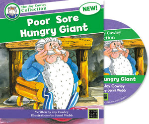 Poor Sore Hungry Giant (Digital Book) Win/Mac 9781927130872
