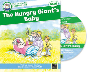 The Hungry Giant's Baby (Digital Book) Win/Mac 9781927130919