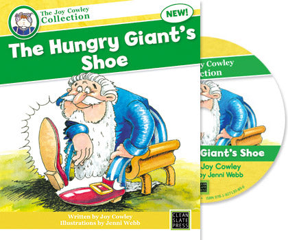 The Hungry Giant's Shoe (Digital Book) Win/Mac 9781927130896