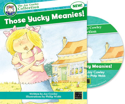 Those Yucky Meanies! (Digital Book) Win/Mac 9781927130933