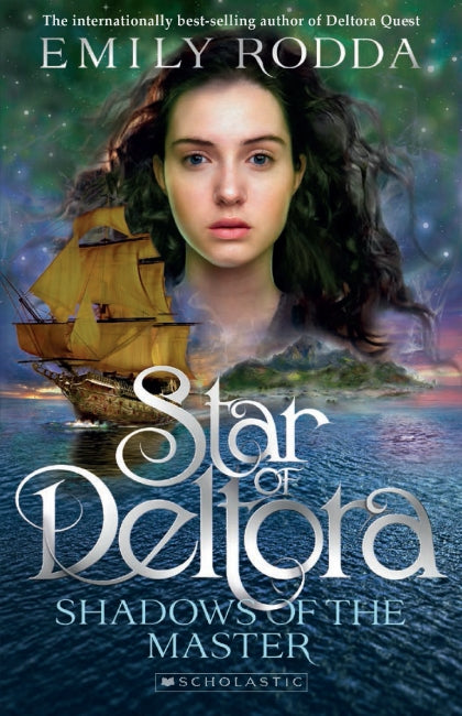 Star of Deltora #1: Shadows of the Master 9781742990620