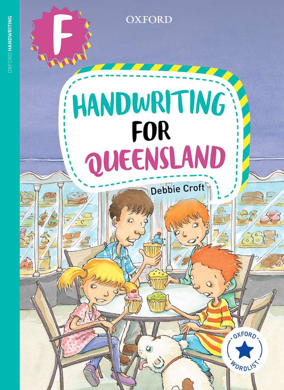 Oxford Handwriting for Queensland Year F 9780190320218
