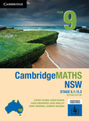 Cambridge Maths Stage 5 NSW 2nd Ed Year 9 5.1/5.2 9781108465410