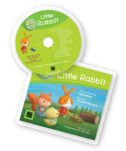 The Joy Cowley Club Little Rabbit Set Audio CD 9780927244824