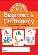 My Beginner's Dictionary Letters & Sounds 4th Ed 9781741350487