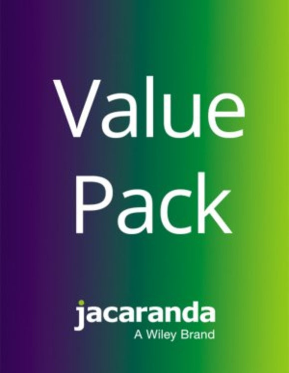 Jacaranda Geography Alive 9 for the AC 2nd Ed LearnON & Print + Jacaranda Atlas 9th Ed & eBookPLUS Value Pack 9780730354789