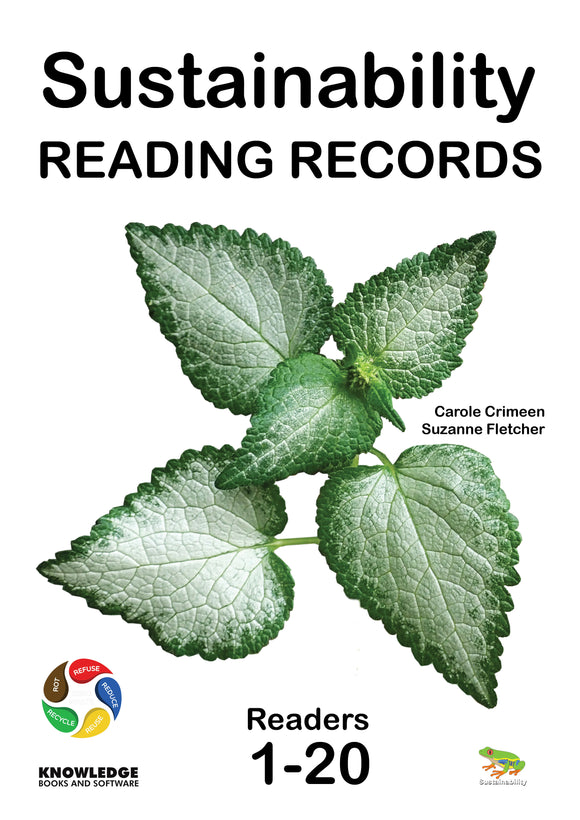 Sustainability Set 1 Reading Records
