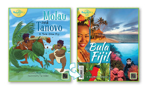Molau and Tanovo/Bula Fiji (Fiji) Small Book 9780947526337
