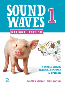 Sound Waves National Edition Book 1 9781741351569