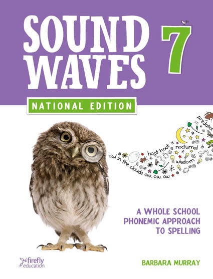 Sound Waves National Edition Student Book 7 9781741352313