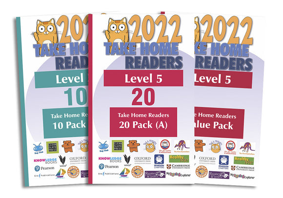 Take Home Readers Level 05 Pack