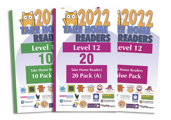 Take Home Readers Level 12 Pack
