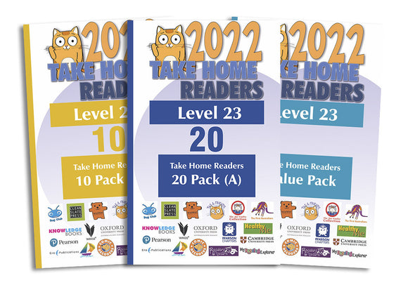 Take Home Readers Level 23 Pack