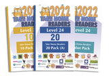 Take Home Readers Level 24 Pack