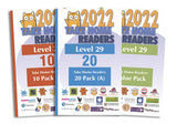 Take Home Readers Level 29 Pack