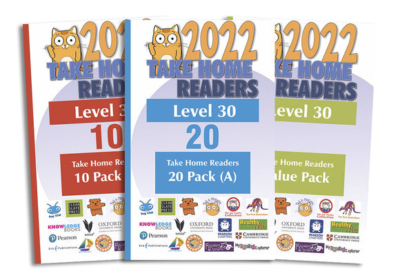 Take Home Readers Level 30 Pack