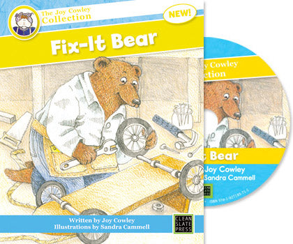 Fix-It Bear (Digital Book) Win/Mac 9781927185711
