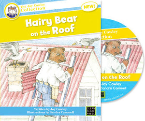Hairy Bear on the Roof (Digital Book) Win/Mac 9781927185704