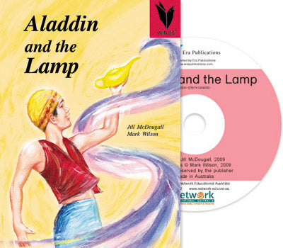Aladdin and the Lamp (Digital Book) Win/Mac 9781741206050