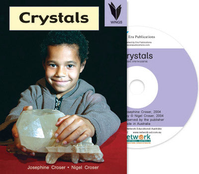 Crystals (Digital Book) Win/Mac 9781741208795
