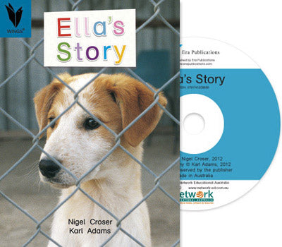 Ella's Story (Digital Book) Win/Mac 9781741208689