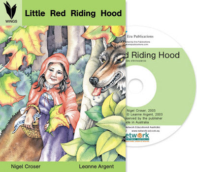 Little Red Riding Hood (Digital Book) Win/Mac 9781741206135