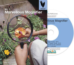 My Marvellous Magnifier (Digital Book) Win/Mac 9781741208832