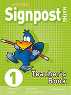 Australian Signpost Maths 1 Teacher's Book 9781488621796