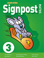 Australian Signpost Maths 3 Student Activity Book 9781488621840