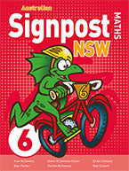 Australian Signpost Maths NSW 6 Student Activity Book 9781488621321