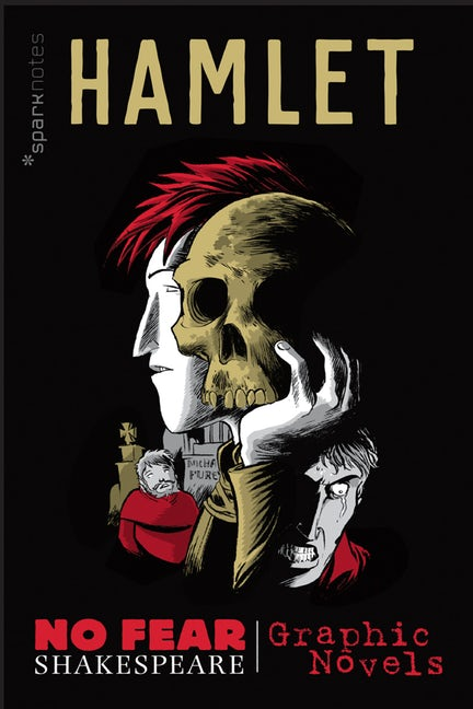 Hamlet (No Fear Shakespeare Graphic Novels) 9781411479876